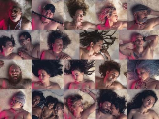 Mosaico di Immagini tratte da Making of Love