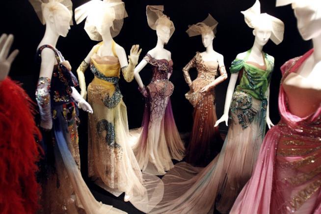 I vestiti di Dior al Musée des Arts Décoratifs
