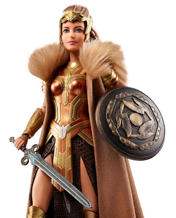 La barbie della Regina Ippolita