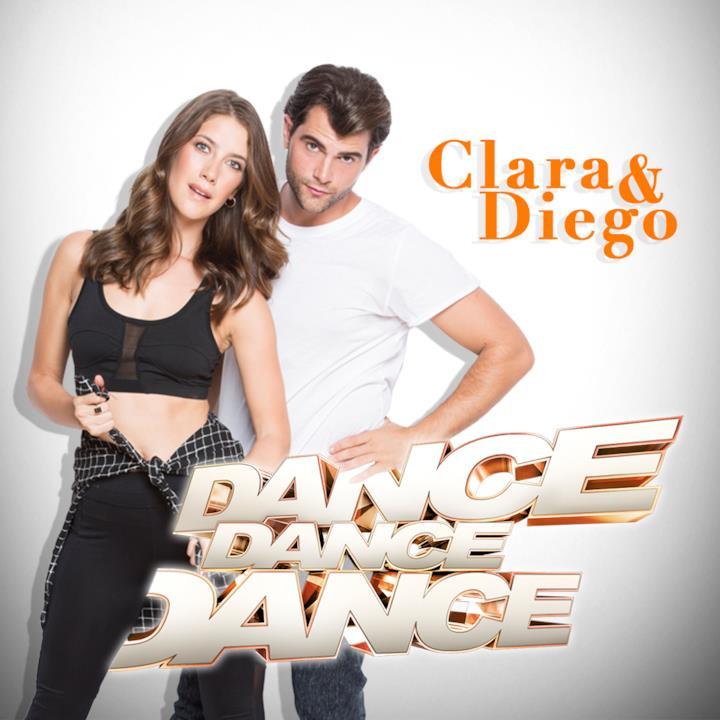 Clara Alonso ballerà in coppia con Diego Dominguez