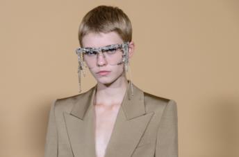 Occhiali da sole a mascherina 2019 Givency Primavera