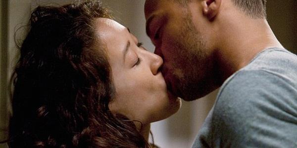 Cristina e Jackson si baciano nell'episodio 6x08 di Grey's Anatomy