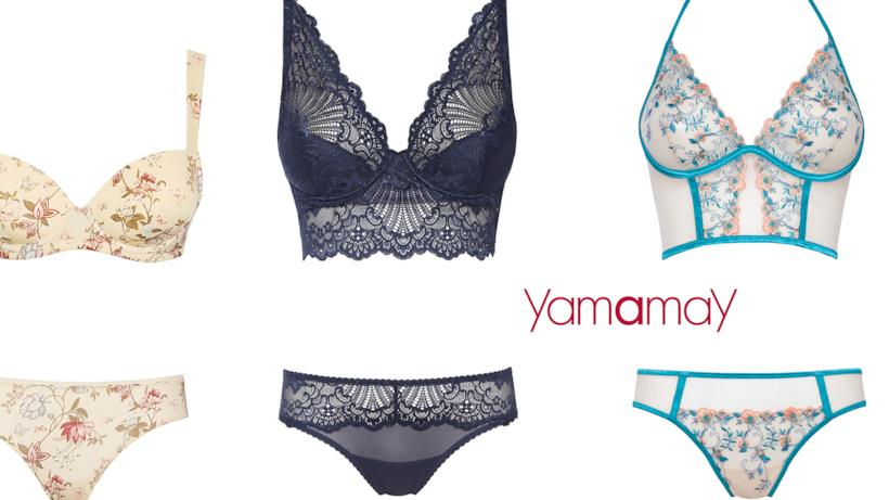 Collage Yamamay Spring