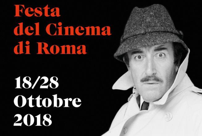 Poster Festa del Cinema di Roma