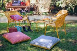 Cuscini da giardino Fermob per l'estate 2018