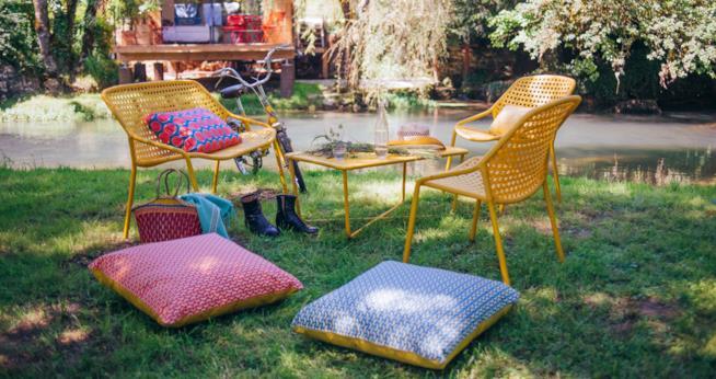 Tavoli Da Giardino Fermob.I Migliori Cuscini Da Esterno