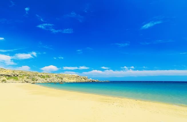 La Spiaggia di Prassonissi