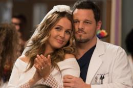 Grey's Anatomy 14: le scene tagliate del fidanzamento di Jo e Alex
