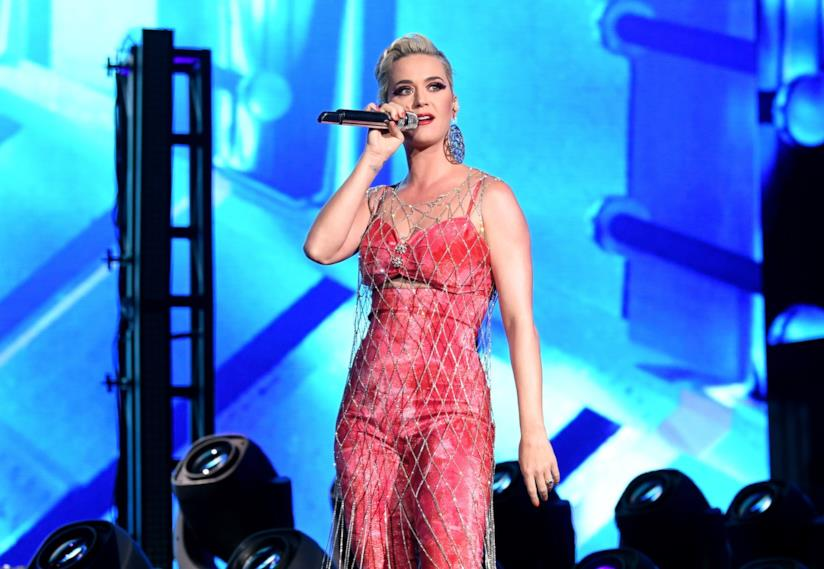 Katy Perry al Coachella
