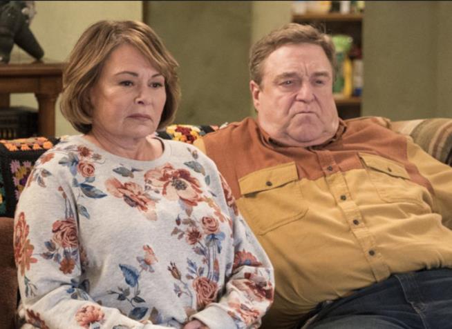 Roseanne Barr in una scena di Pappa e ciccia