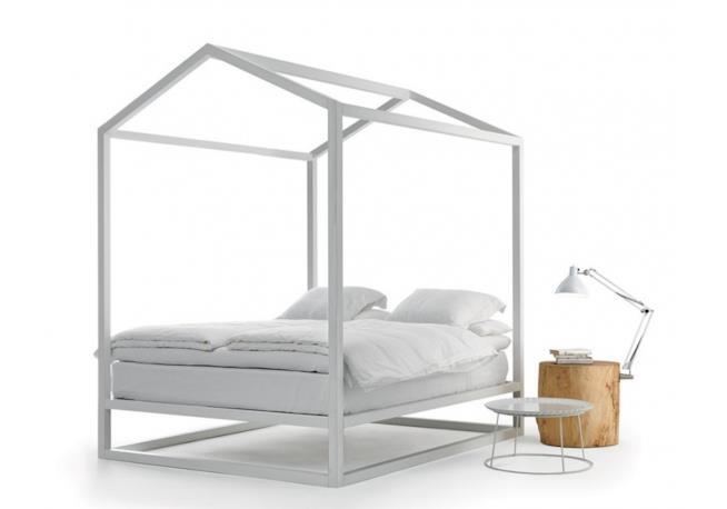 Letti A Baldacchino Per Cani : Perché scegliere il letto a centro stanza scenografico e funzionale