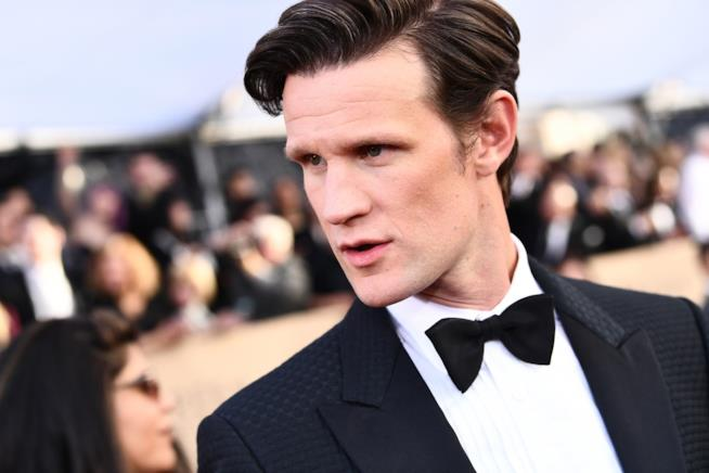 Matt Smith ai SAG 2018