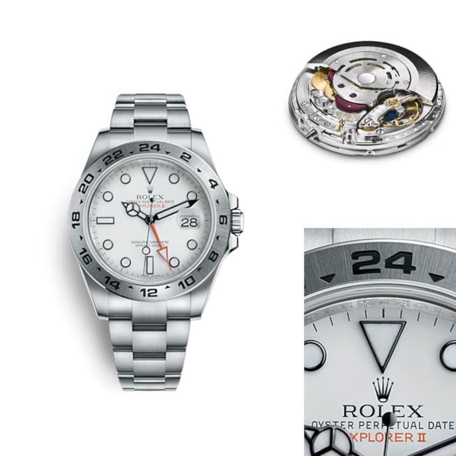 Orologio Explorer di Rolex da regalare ad un uomo per Natale