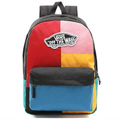Realm Backpack Patchwork