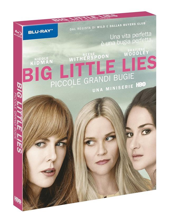 Cofanetto Blu-ray di Big Little Lies - Stagione 1