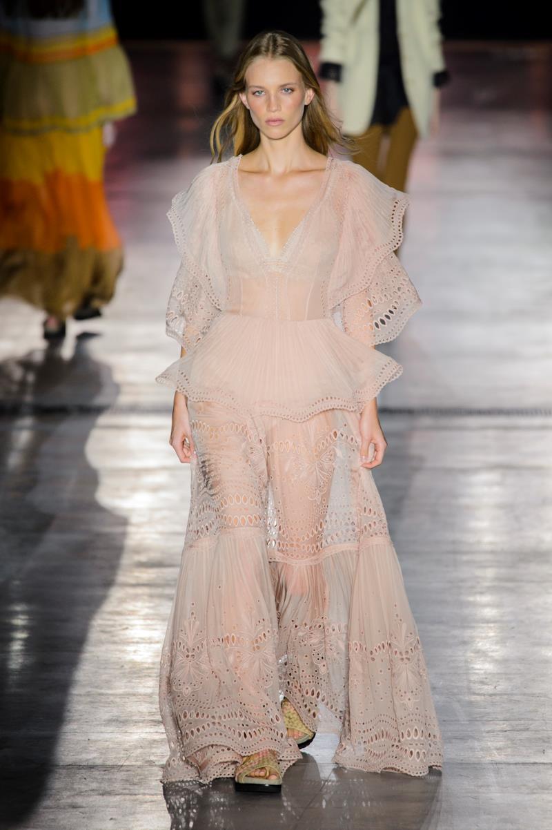 Sfilata ALBERTA FERRETTI Collezione Donna Primavera Estate 2019 Milano - 44