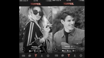 Toffee, app di dating