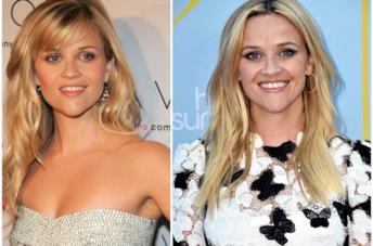 Reese Whiterspoon ieri e oggi