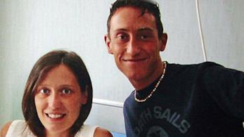Stefano Cucchi e la sorella Ilaria