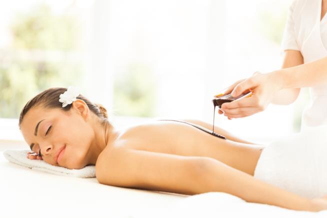 Massaggio e cioccolato: la ricetta perfetta del relax