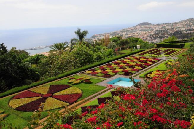I Giardini più belli d'Europa, Giardini Botanici, Funchal, Madeira