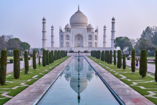 Cosa vedere in India del nord. Taj Mahal