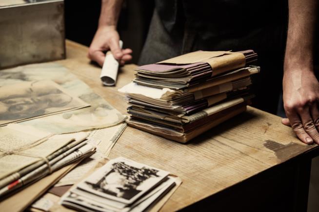 La raccolta dei documenti e testimonianze ebraiche del gruppo Oyneg Shabes