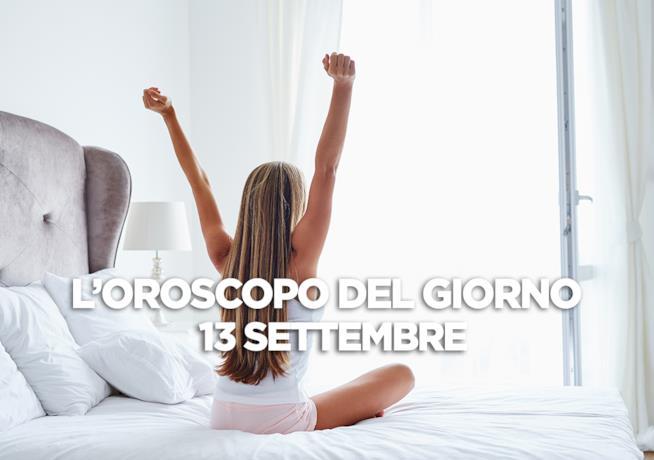 L 39 oroscopo del giorno gioved 13 settembre - Scorpione e capricorno a letto ...