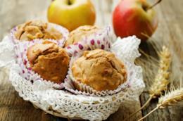 Ricetta muffin alle mele e yogurt