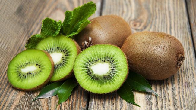 Il kiwi è nella top 5 della frutta con maggior contenuto di vitamina C