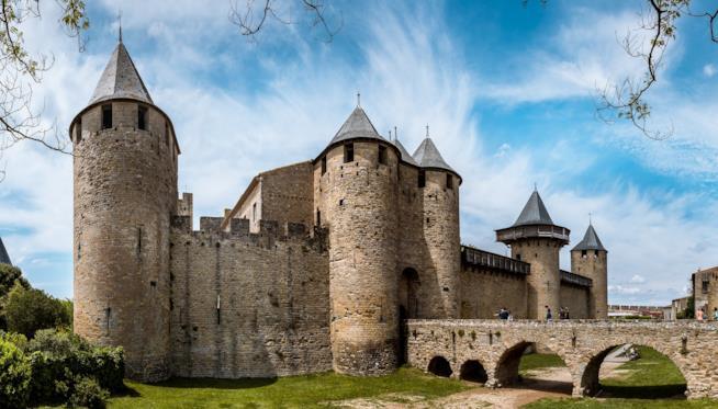 La magia di Carcassonne