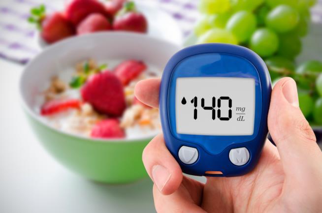 Valori di glicemia dopo i pasti