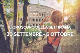L'oroscopo della settimana, 30 Settembre - 6 Ottobre 2019