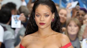 Rihanna alla première londinese di Valerian
