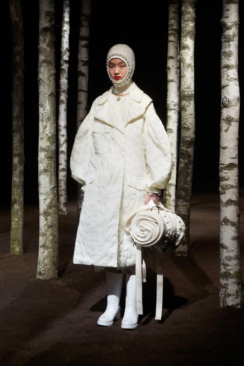 Sfilata MONCLER Collezione Donna Autunno Inverno 19/20 Milano - 92