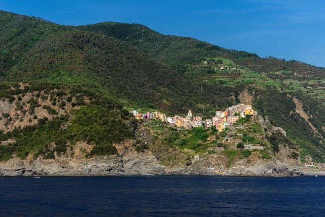Corniglia, Liguria