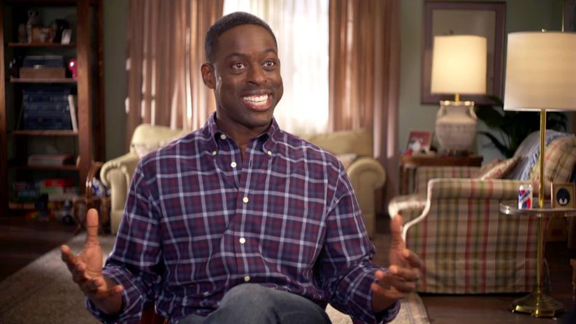 Sterling K. Brown dietro le quinte di This is Us