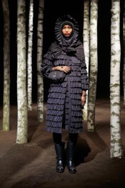 Sfilata MONCLER Collezione Donna Autunno Inverno 19/20 Milano - 102
