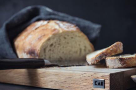 Coltello seghettato per il pane