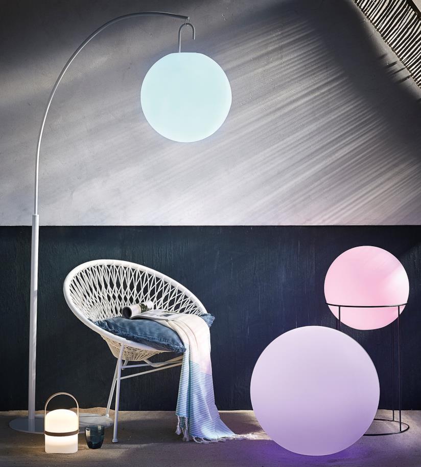 Lampade baloon Maisons du Monde