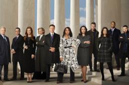 Il cast di Scandal