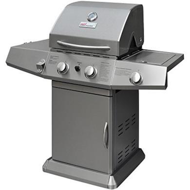Barbecue a gas 2Plus 1