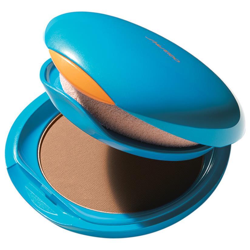 Fondotinta solare compatto di Shiseido