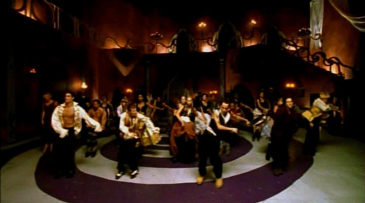 Backstreet Boys nel balletto di Everybody