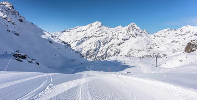 Monterosa Ski: meta per appassionati di sci