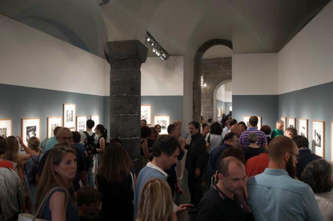 Immagine della mostra di Vivian Maier