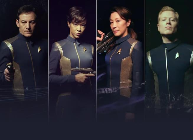 Character posters di Star Trek: Discovery