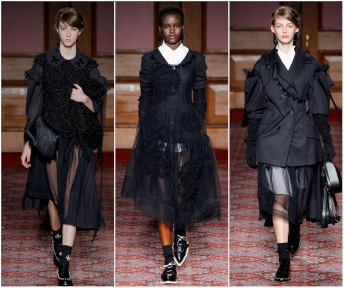 588a02bf43 London Fashion Week 2018: sfilata Simone Rocha