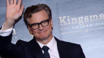 Colin Firth presenta il nuovo Kingsman