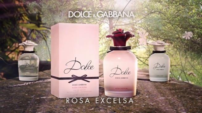 Il nuovo Dolce Rosa Excelsa di Dolce   Gabbana è un inno alla rosa cde696174d8